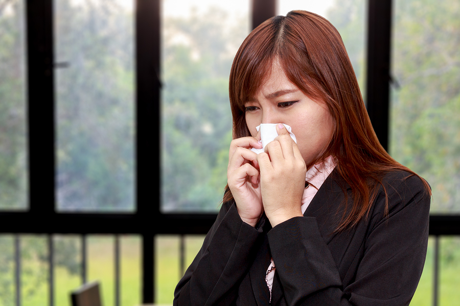 More than half of us Suffer from at Least one Allergy