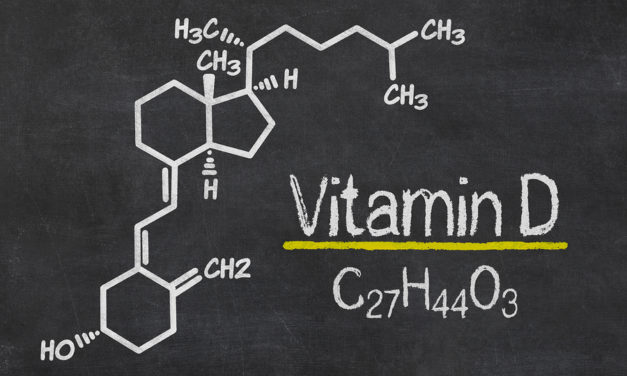 Research Shows the Benefits of Vitamin D