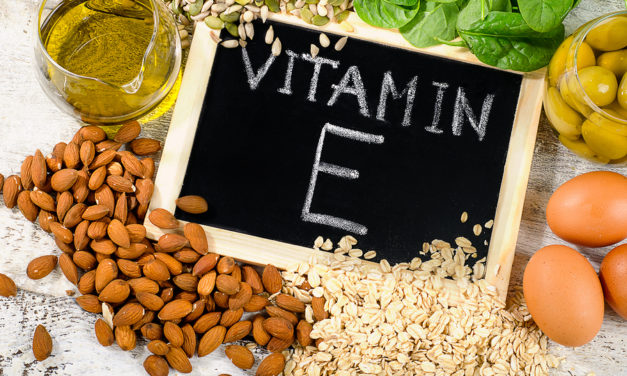 The Health Benefits of Vitamin E