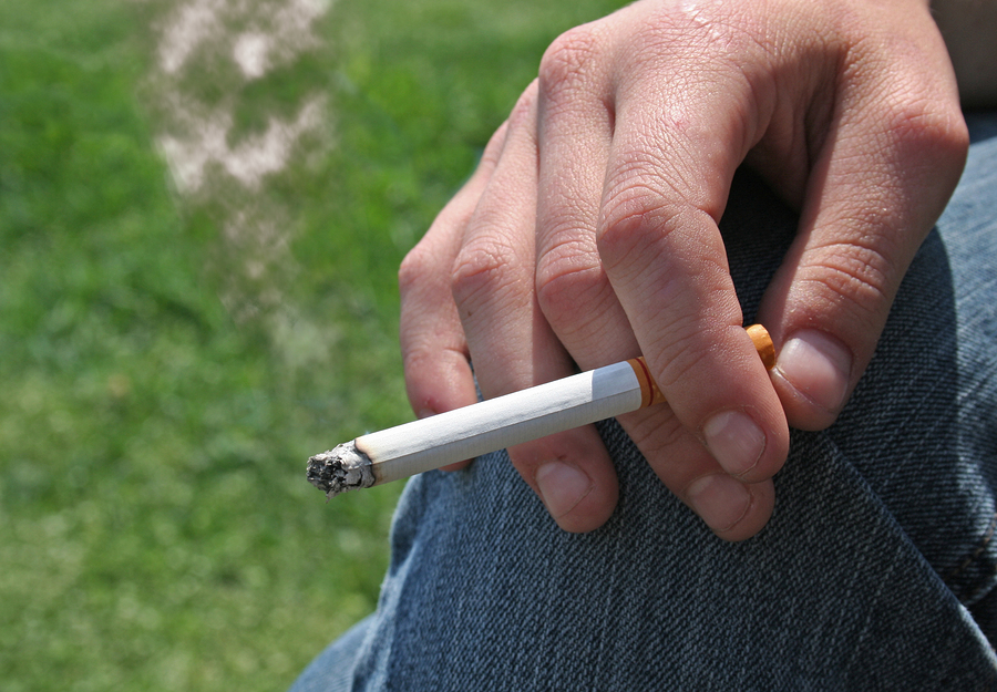25% of all Smokers will get Lung Disease