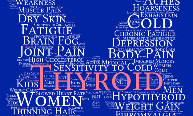 Overweight? Fatigued? Depressed? Maybe it is Your Thyroid