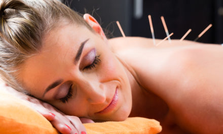 Acupuncture acts on Pain Areas in the Brain