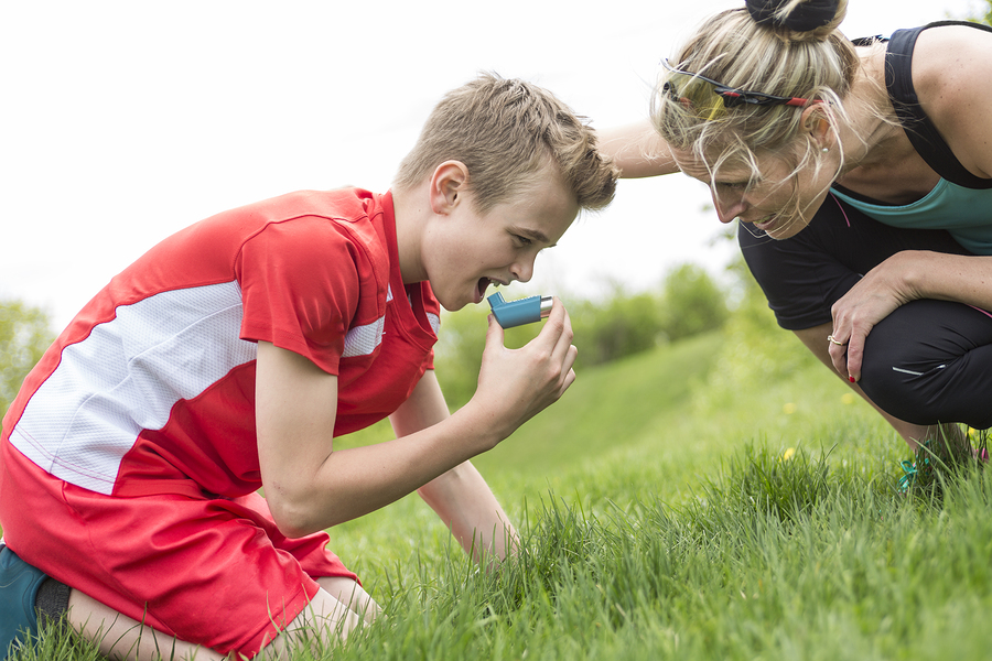 Antioxidants and Exercise Induced Asthma