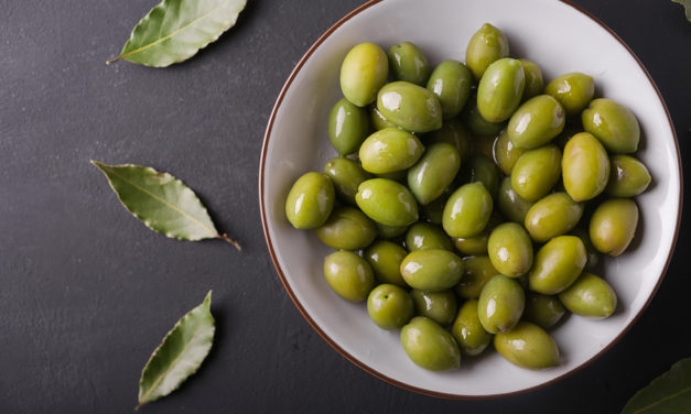 Extract from Olives is Good for the Brain