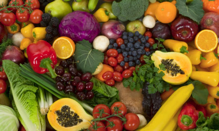 Eating Fruits and Vegetables may Help Prevent Stroke