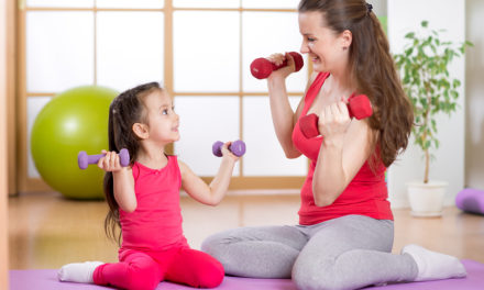 Children who Exercise are less Likely to Have Osteoporosis as Adults