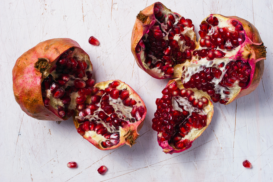 Pomegranate Juice Increases Sperm Quality