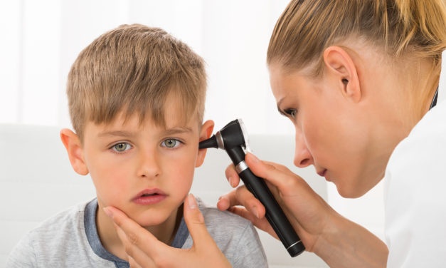 Natural Ear Drops Outperform Antibiotics