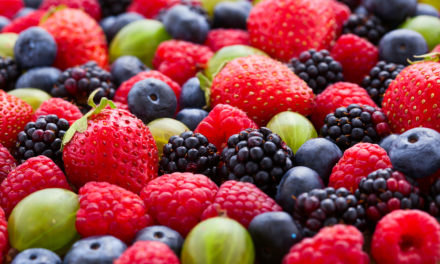 How to Become Berry Healthy