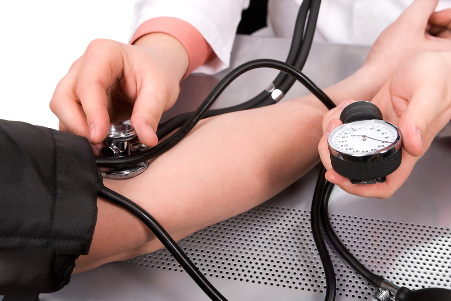 Oxidative Stress, Nutrients and Blood Pressure