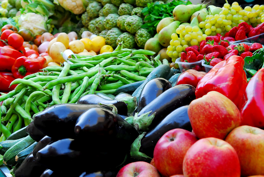 Stroke Risk Reduced by Eating Fruits and Vegetables