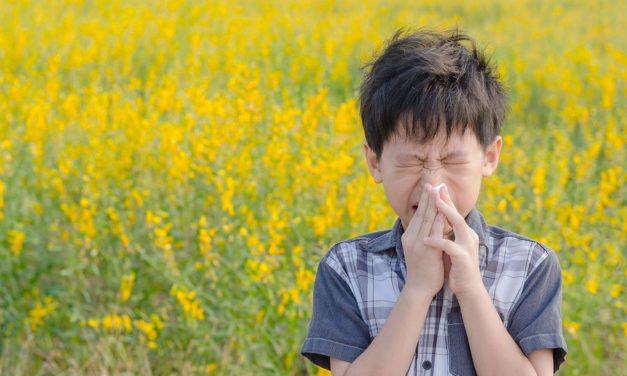 Does Vitamin Supplementation in Children Prevent Allergies?