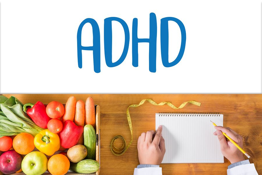 Certain Vitamins may Help Kids with ADHD