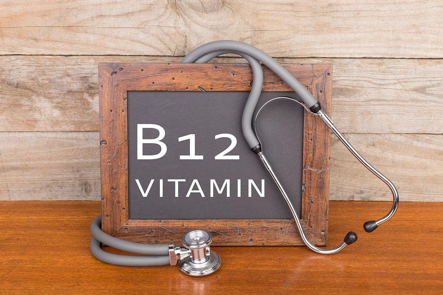 Vitamin B12 and Alzheimer's Disease