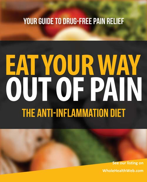 Eat Your Way Out of Pain: Natural Pain Relief Download FREE Report