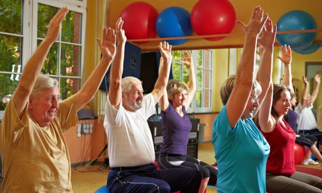 One way to Slow Down Physical Decline in Aging