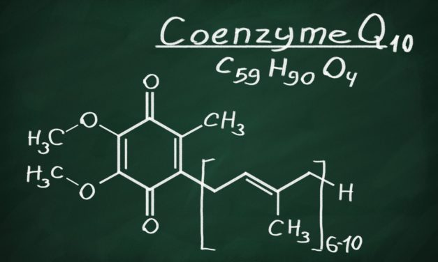 Coenzyme Q 10 and Nerve Regeneration