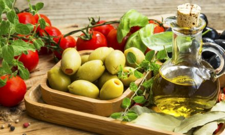 The Mediterranean Diet Protects Against Inflammation
