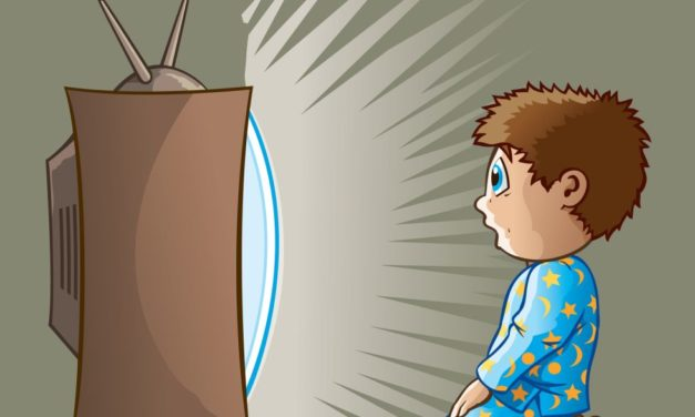 TV Viewing may Deter From Learning