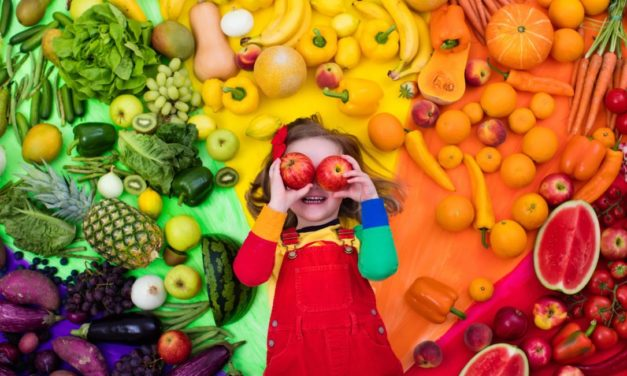 Learning and Behavior Improve With Good Nutrition