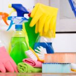 Cleaning Products Linked to Asthma in Children
