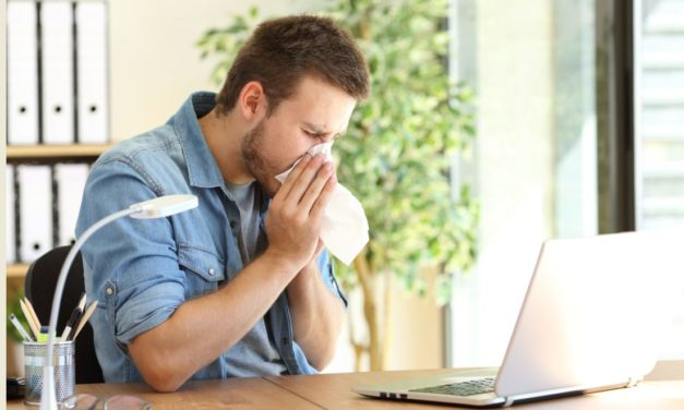 Can Going to Work While Ill be Harmful?