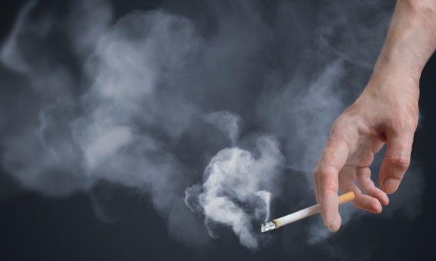 The 11 Minute Cigarette Break