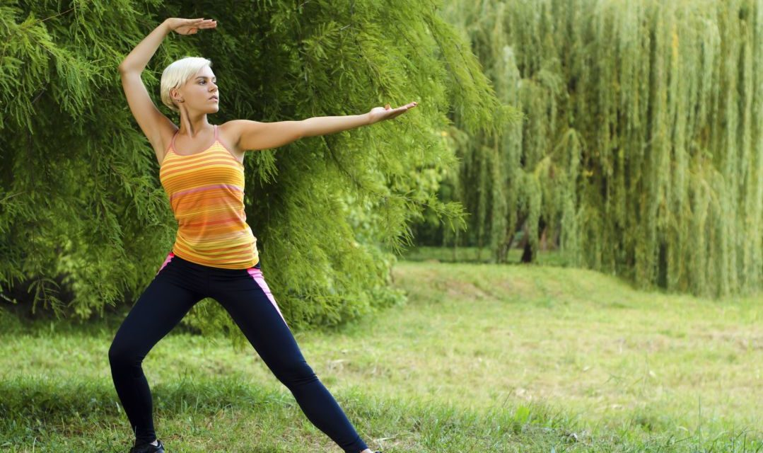 Tai Chi may be Beneficial to Patients with Arthritis