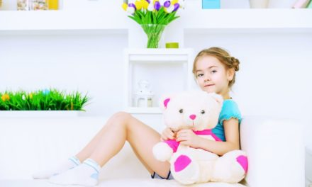 Teddy Bears and Massage Help with Pain