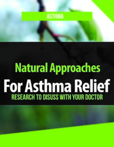 Asthma Report Cover
