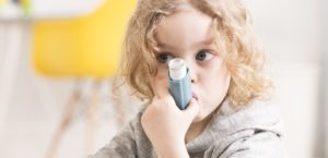 Asthma and adrenal suppression